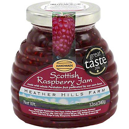Heather Hills Raspberry Jam