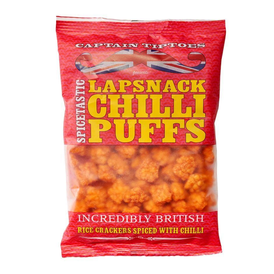 Chilli Puffs