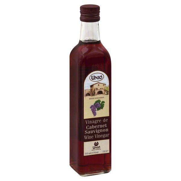 Unio cabernet sauvignon vinegar