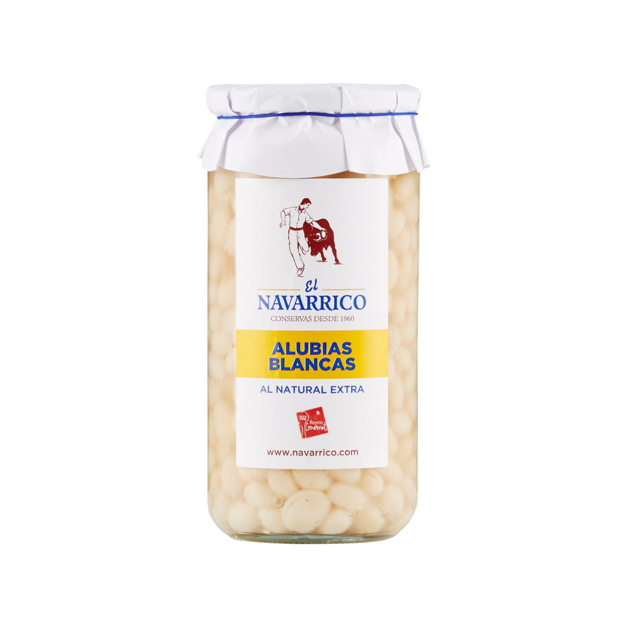 alubias (haricots)