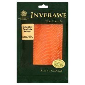 Inverawe Smoked Salmon Fish & Seafoods