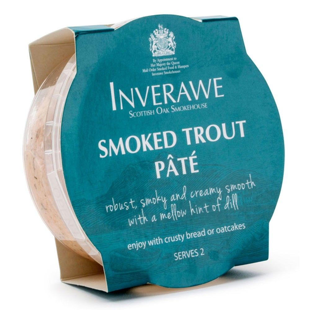 Inverawe Trout Pate Fish & Seafoods