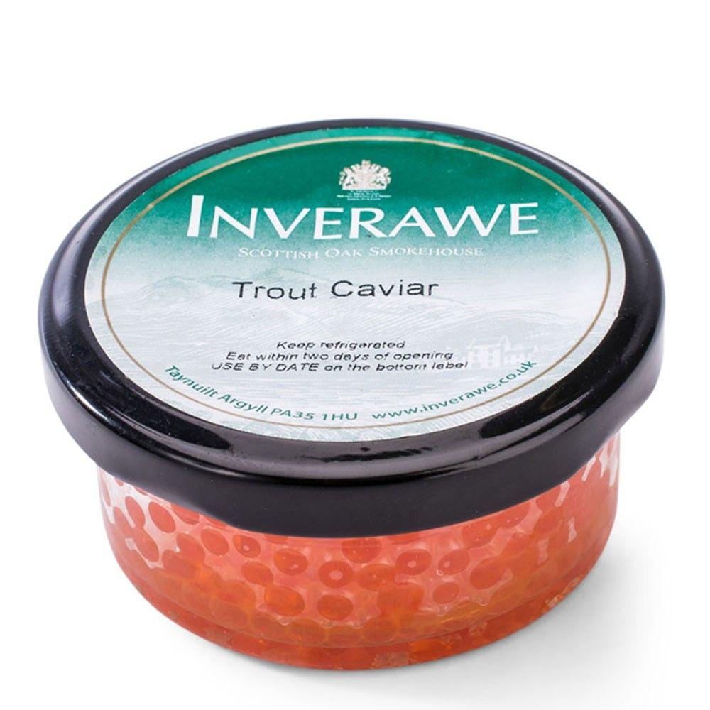 Inverawe Trout Caviar