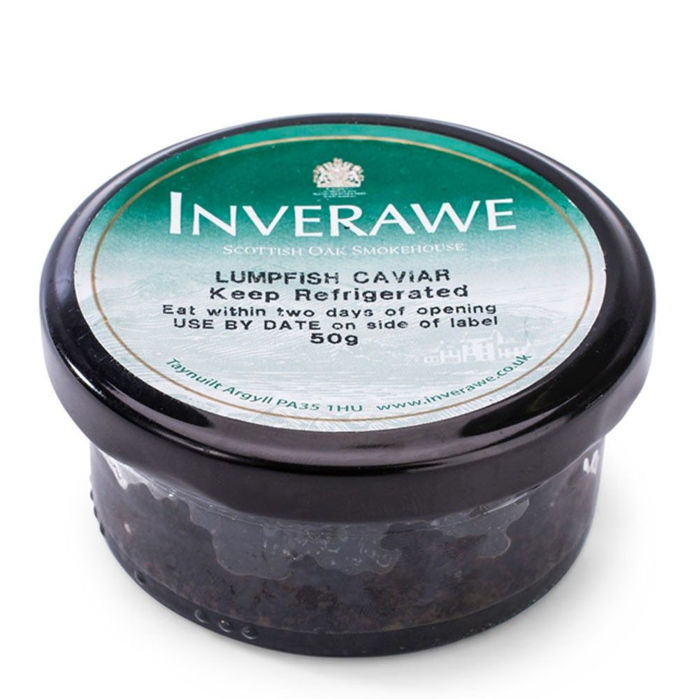 Inverawe Lumpfish Caviar