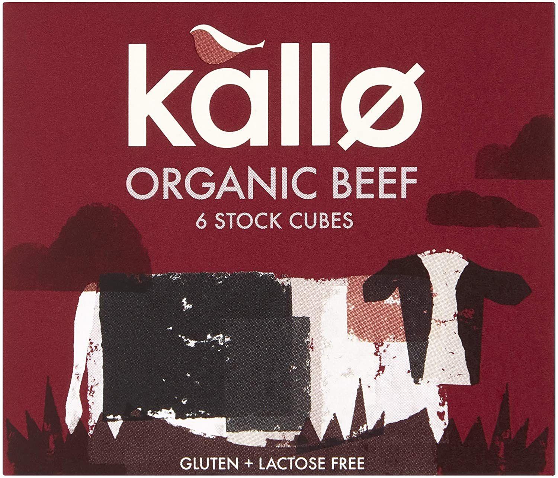 Kallo Beef Stock Cubes Stocks