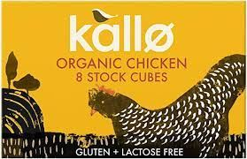 Kallo Chicken Stock Cubes