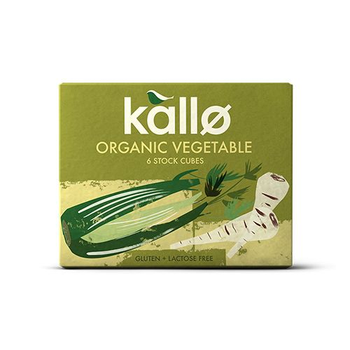 Kallo Vegetable Stock Cubes