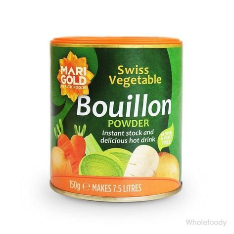 Marigold Green Swiss Bouillon Powder