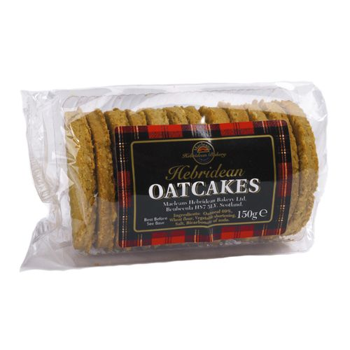 Round Oatcakes Savoury Biscuits/Oat