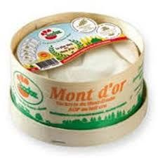 Vacherin Mont D'or - Baby