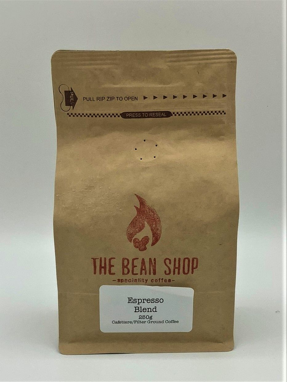 Bean Shop Espresso Blend Coffee Coffees