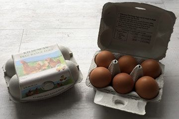 Kilduncan Free Range Eggs