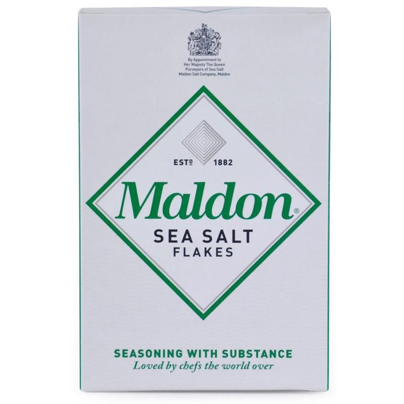 Maldon Sea Salt Salt & Pepper