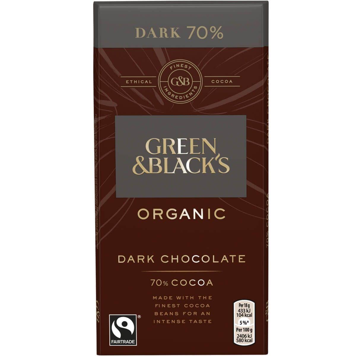 G & B Dark Chocolate