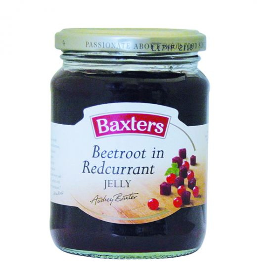 Beetroot in Redcurrant Jelly