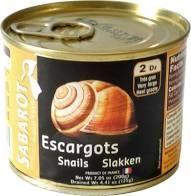 Sabarot Escargot