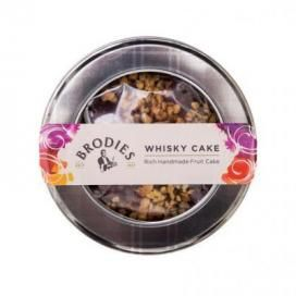 Brodies Whisky Cake