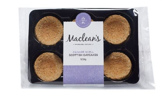 Macleans Canape Oatcakes