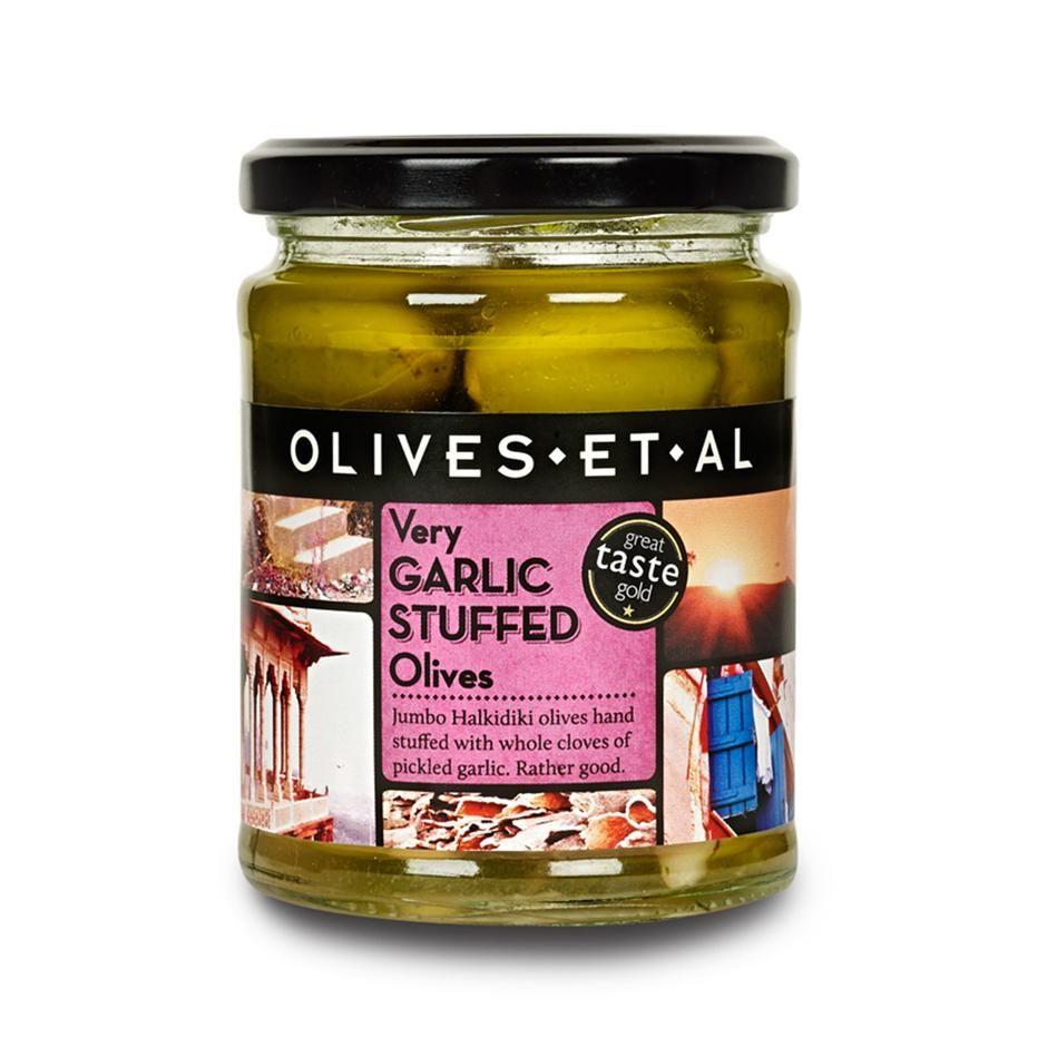Olives et al Very Garlic Stuffed Olives