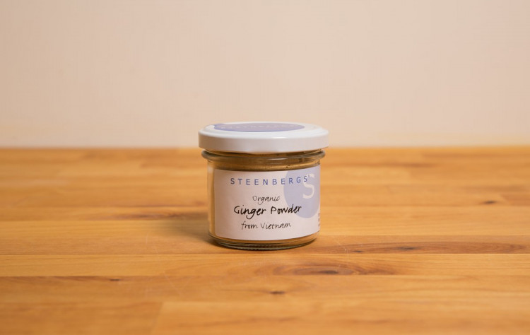 Steenbergs Ginger Powder Herbs & Spices