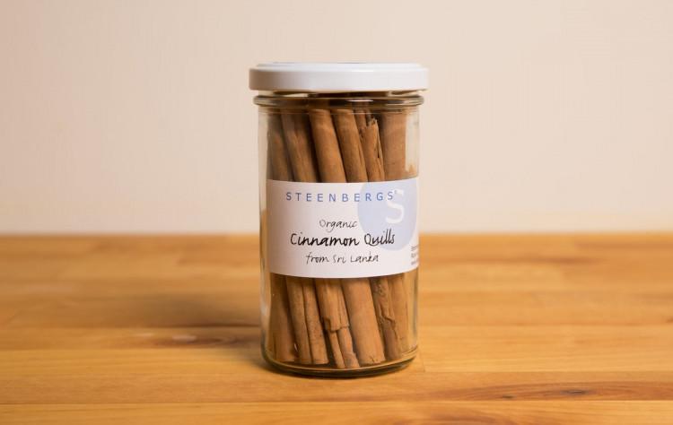 Steenbergs Cinnamon Quills