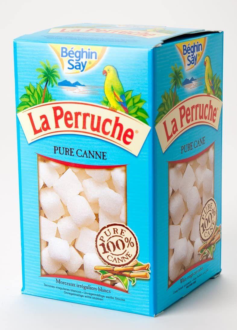 La Perruche White Cane Sugar Lumps