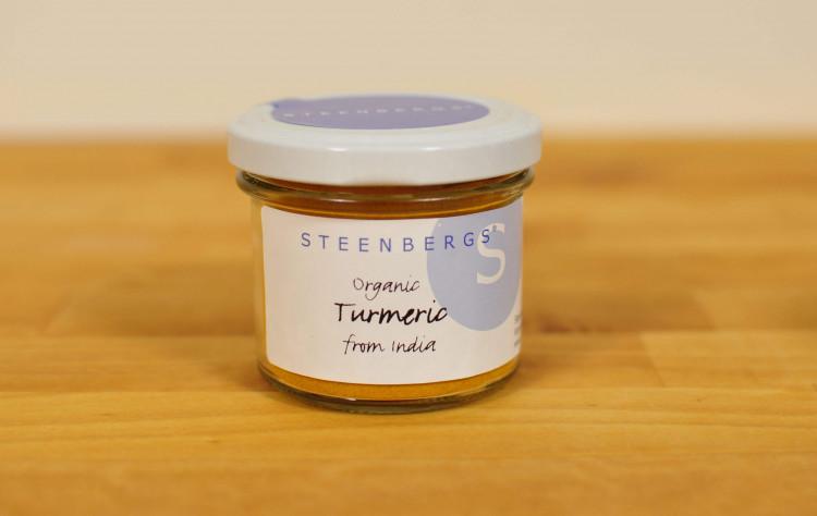 Steenbergs Turmeric