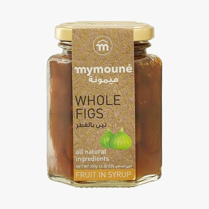 Mymoune Figs in Syrup Preserved Fruits