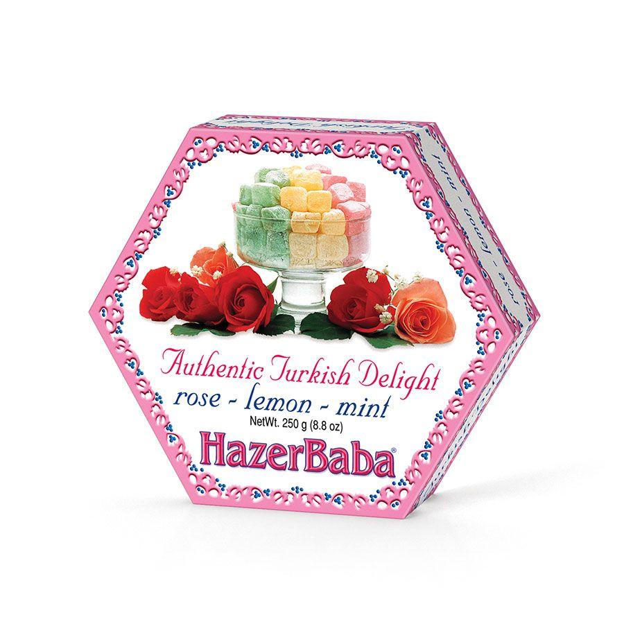 Hazer Baba Assorted Turkish Delight Other