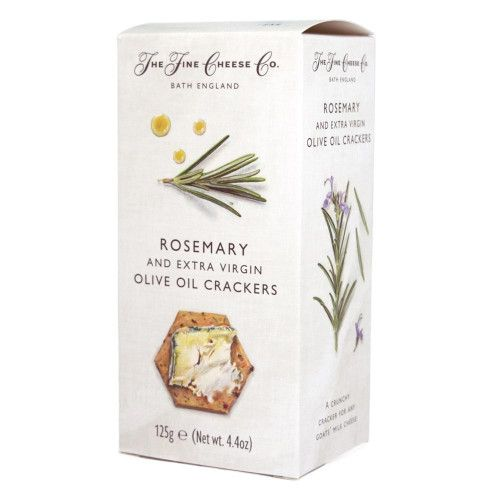 Fine Cheese Rosemary Crackers