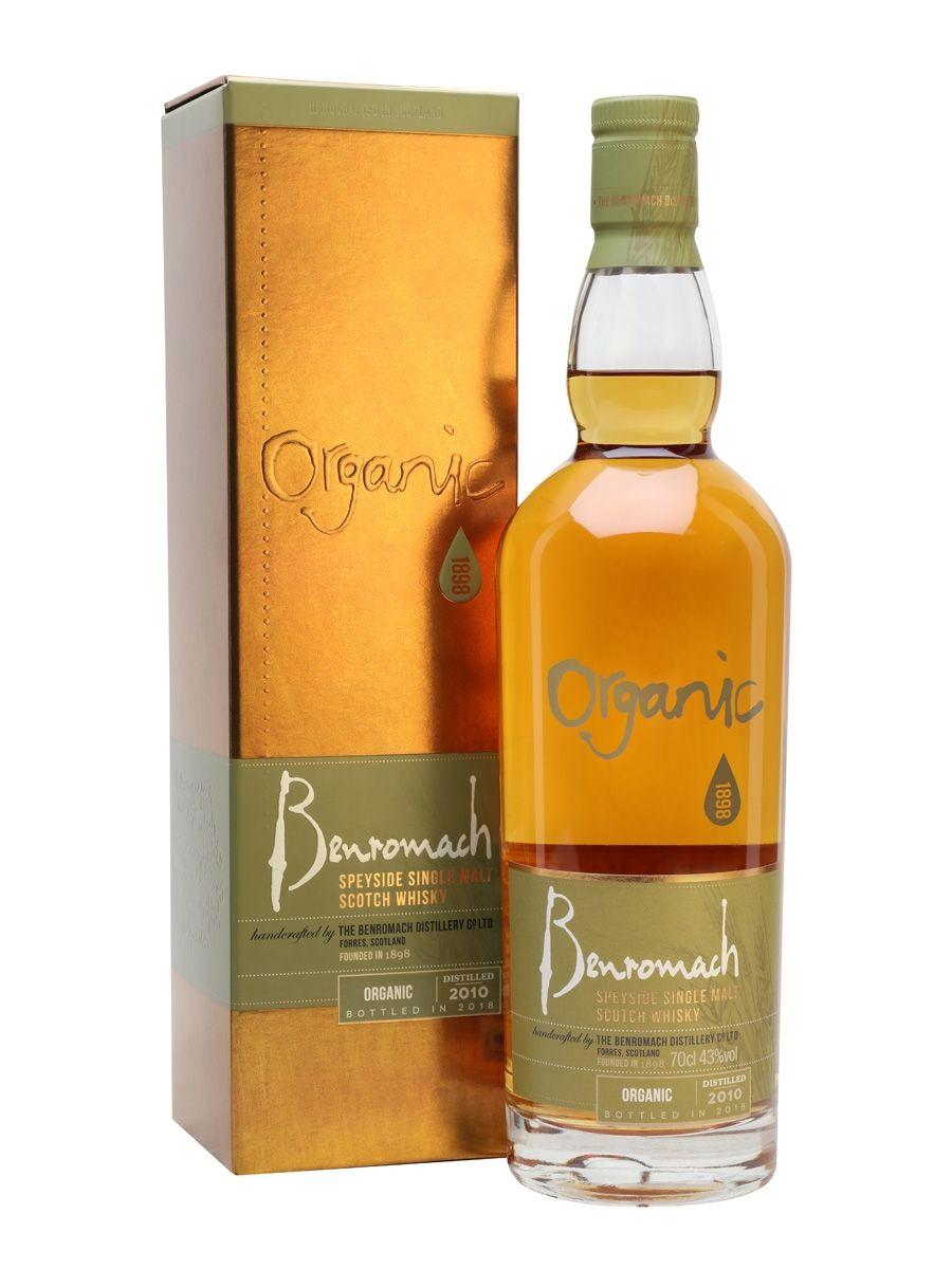 Benromach Organic Malt Whisky