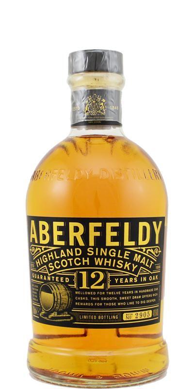 Aberfeldy Single Malt Whisky Whisky