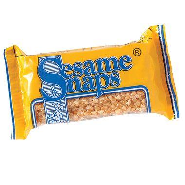 Sesame Snaps Bar