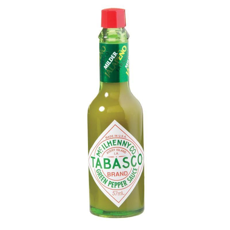 Tabasco Green Pepper Sauce Flavour Enhancers