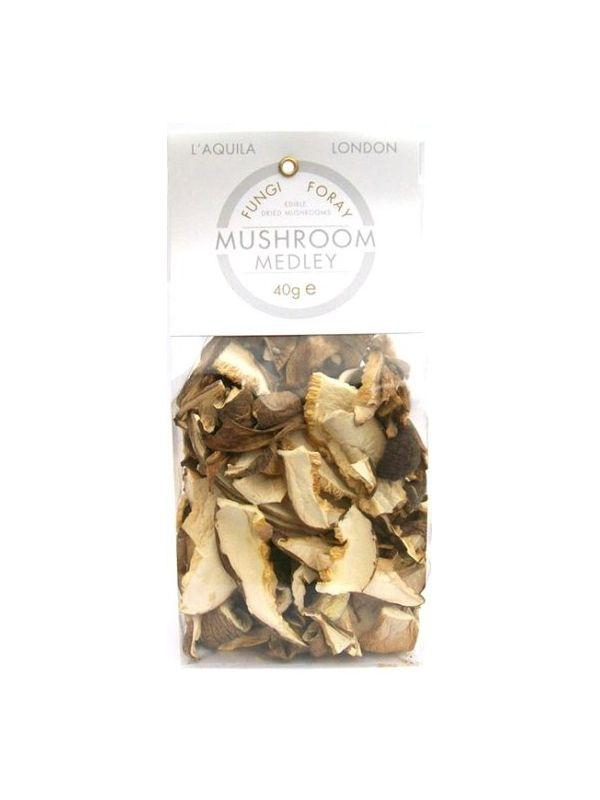 Funghi Foray Mushroom Medley