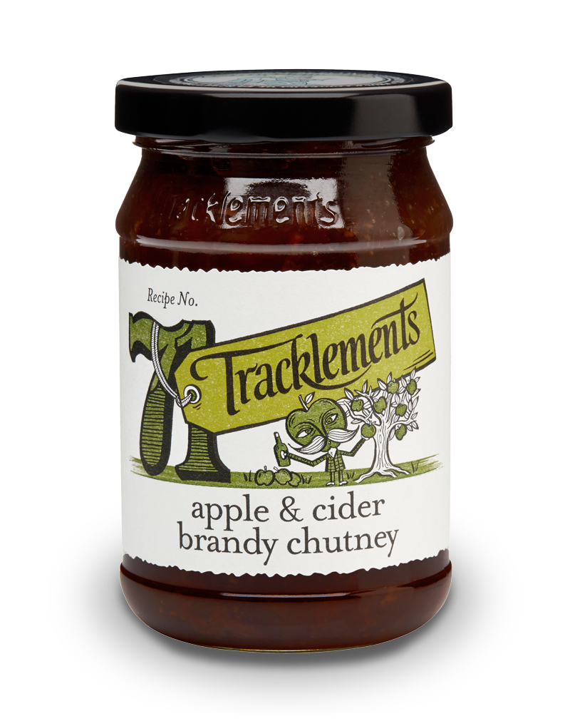 Tracklements Apple & Cider Chutney Chutneys & Relishes