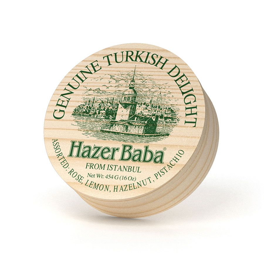 Hazer Baba Assort Turkish Delight