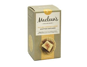 Maclean's Cheese Oatcakes