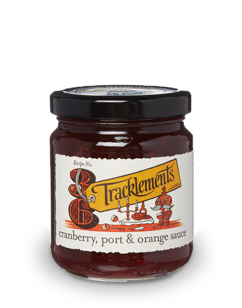 Tracklements Cranberry Sauce