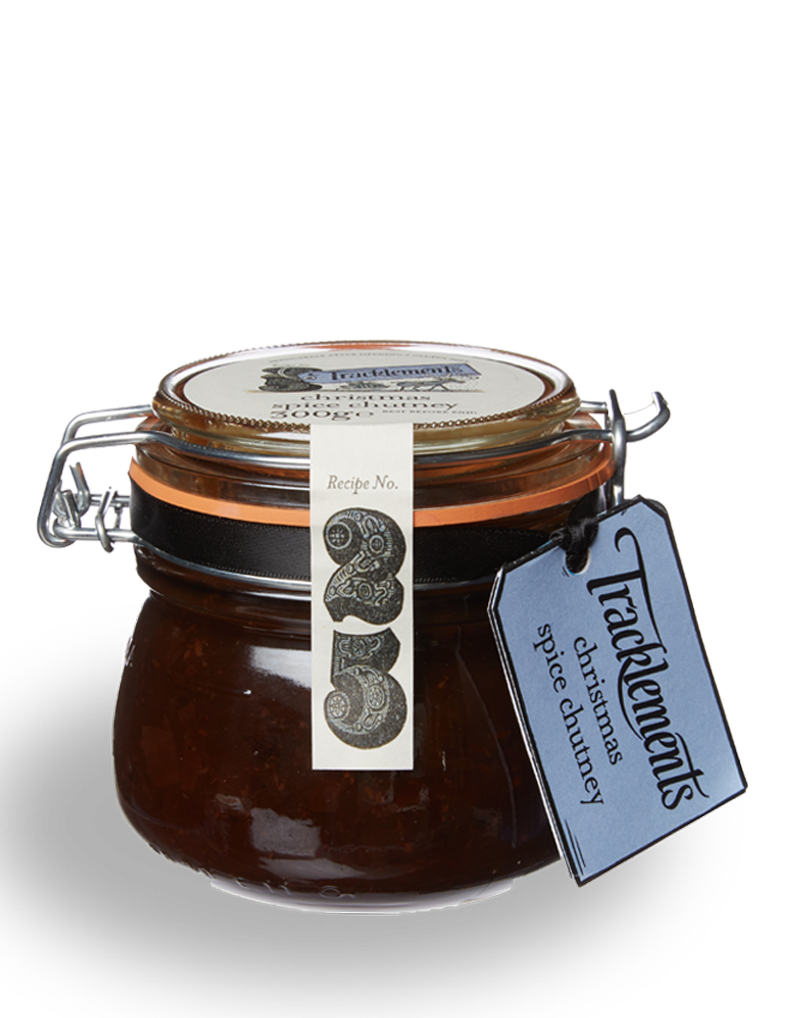 Tracklements Christmas Chutney