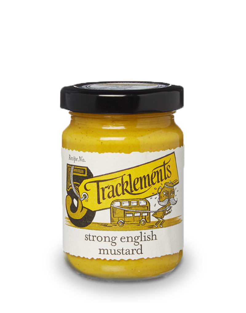 Tracklements Strong English Mustard