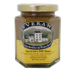 Inverawe Dill Sauce Table Sauces