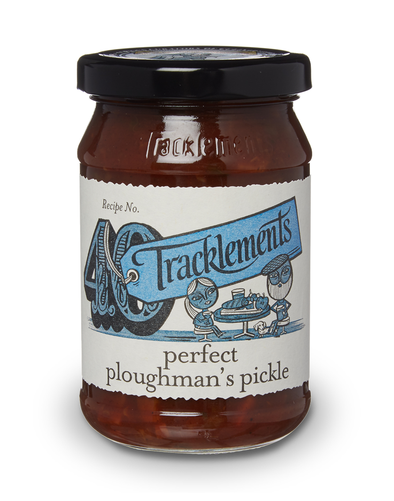Tracklements Ploughmans Pickle Chutneys & Relishes