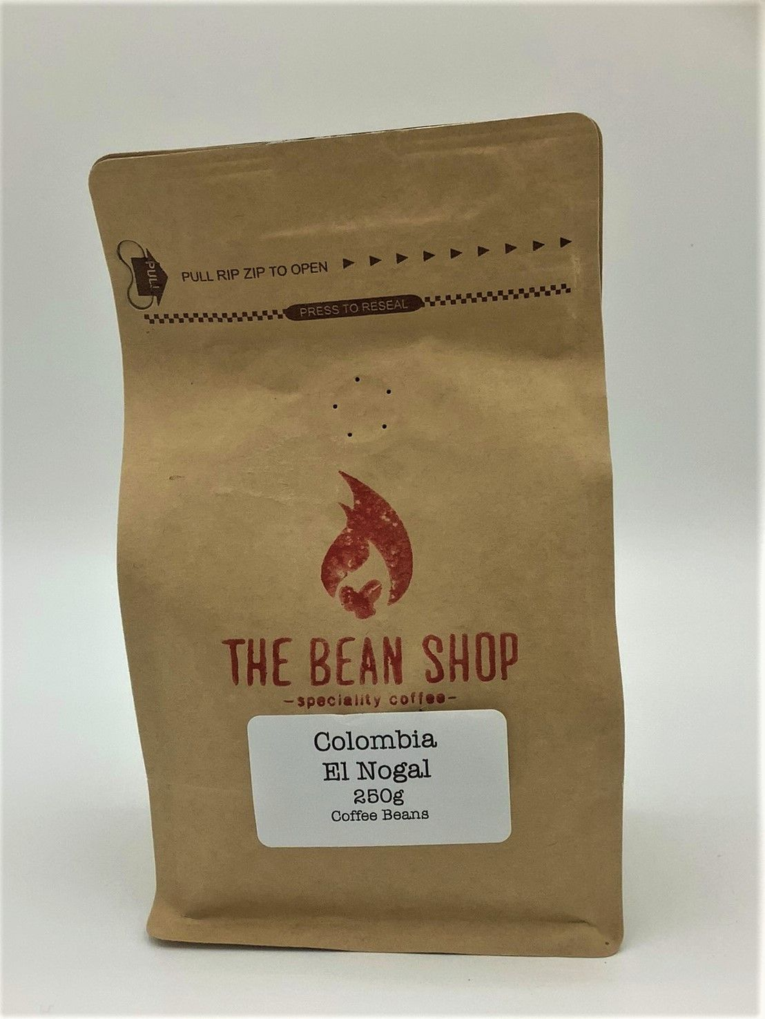 Bean Shop Colombia Coffee