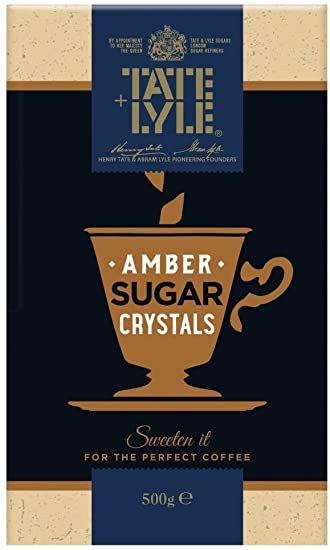 Tate & Lyle Amber Sugar Crystals