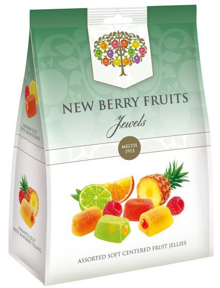 New Berry Fruit Jewels