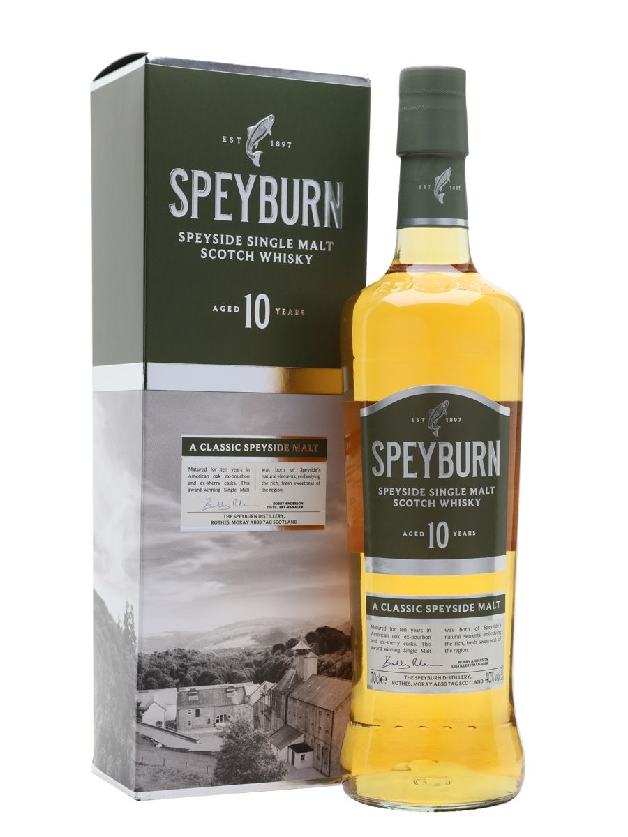 Speyburn Malt Whisky