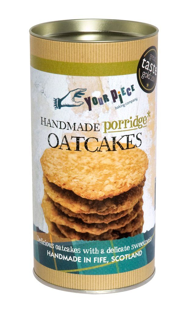 Your Piece Porridge Oatcakes