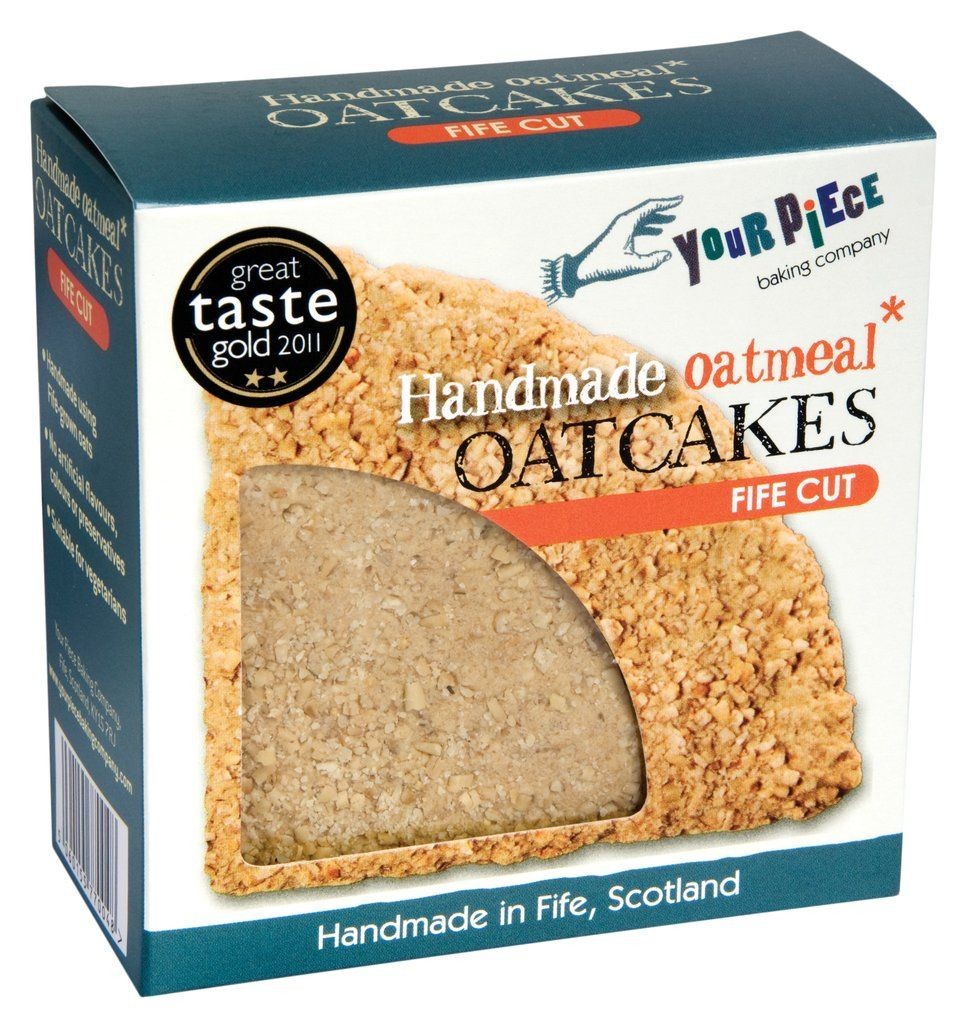 Your Piece Fife Cut Oatcakes