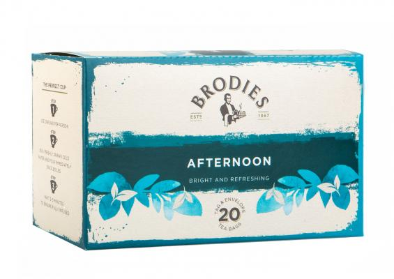 Brodies Afternoon Tea Bags